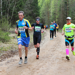 SEB 32. Tartu Jooksumaraton - Raimond Ojalill (904), Ago Käis (946), Urmas Kaldma (1645)