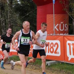 SEB 32. Tartu Jooksumaraton - Aimar Hussar (24), Ago Veilberg (33)