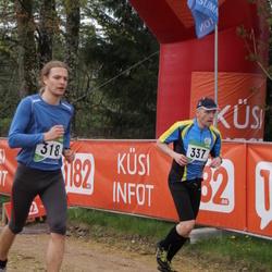 SEB 32. Tartu Jooksumaraton - Ahti Bleive (337)