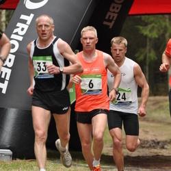 SEB 32. Tartu Jooksumaraton - Andrus Lein (6), Aimar Hussar (24), Ago Veilberg (33)