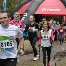 SEB 32. Tartu Jooksumaraton - Annika Aas (2501), Erkki Metsa (8105)