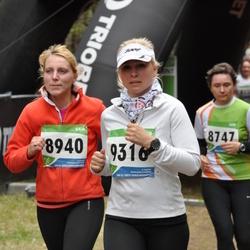 SEB 32. Tartu Jooksumaraton - Annika Labent (8940), Siret Saar (9316)