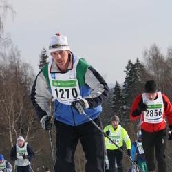 37. Tartu Maraton - Hugo Kalbus (1270), Aare Lapõnin (2856)