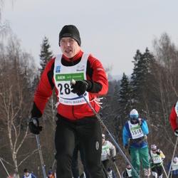 37. Tartu Maraton - Aare Lapõnin (2856)