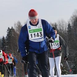 37. Tartu Maraton - Indrek Karus (1143), Arno Anton (1158)