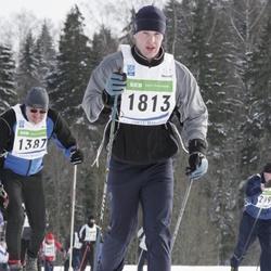 37. Tartu Maraton - Toivo Mangusson (1387), Agu Vilu (1813)