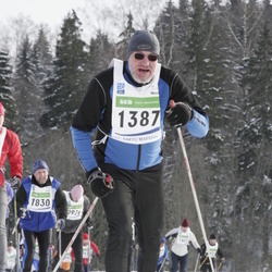37. Tartu Maraton - Toivo Mangusson (1387), Aare Limberg (1830)