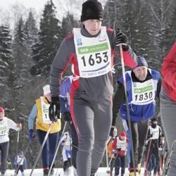 37. Tartu Maraton - Janis Kirbits (1653), Aare Limberg (1830)