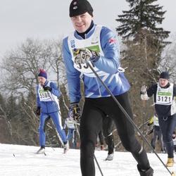 37. Tartu Maraton - Artur Ande (3121), Aivar Kohtla (5588)