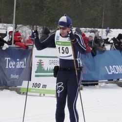 37. Tartu Maraton - Andre Laine (150)