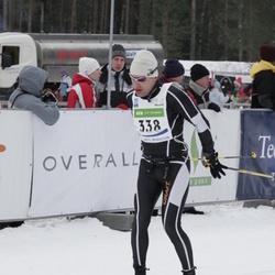 37. Tartu Maraton - Andre Nõmm (338)