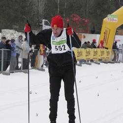 37. Tartu Maraton - Arto Niemi (552)