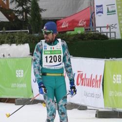 37. Tartu Maraton - Adriano Paulovich (1208)