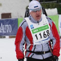 37. Tartu Maraton - Aarne Leima (1168)