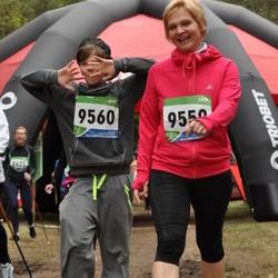 SEB 32. Tartu Jooksumaraton - Annely Kubri (9559), Kerly Kubri (9560)
