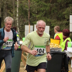 SEB 32. Tartu Jooksumaraton - Kaarel Toss (404), Arne Sammel (2077)