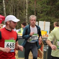 SEB 32. Tartu Jooksumaraton - Taimo Nellis (668), Arne Sammel (2077)