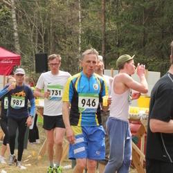SEB 32. Tartu Jooksumaraton - Ago Käis (946), Rein Kane (987)