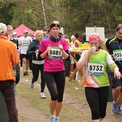 SEB 32. Tartu Jooksumaraton - Amanda Väiko (8732), Kadi Koppel (8881)