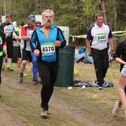SEB 32. Tartu Jooksumaraton - Aare Tinn (8370), Priit Arujõe (8483)