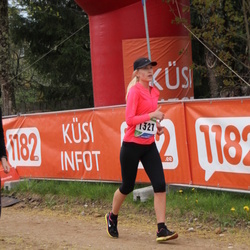 SEB 32. Tartu Jooksumaraton - Agne Väljaots (1327)