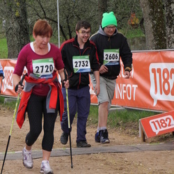 SEB 32. Tartu Jooksumaraton - Andre Limbak (2606), Ilme Teppan (2720), Teet Uusmaa (2732)