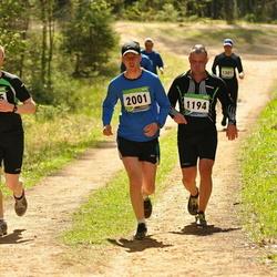 SEB 32. Tartu Jooksumaraton - Artur Ratskovski (1194), Jaan Tammeorg (2001), Tanel Seenemaa (2075)