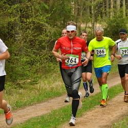 SEB 32. Tartu Jooksumaraton - Arno Bachaus (264), Aare Nurk (266), Urmas Voitka (297)