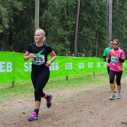 SEB 32. Tartu Jooksumaraton - Maris Aagver (825), Kristiina Räst (1150)