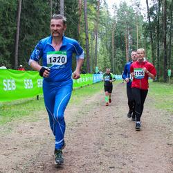 SEB 32. Tartu Jooksumaraton - Margus Viisut (1320), Brigita Korol (2120)