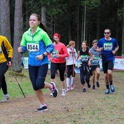 SEB 32. Tartu Jooksumaraton - Anita Peiponen (2651), Irmen Noormaa (8544), Rauno Lindeberg (8684)