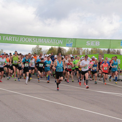 SEB 32. Tartu Jooksumaraton - Dmitri Aristov (3), Ivar Ivanov (4), Andrus Lein (6), Ralf Lipp (7), Tõnu Lillelaid (9), Urmas Peiker (15), Rauno Reinart (34), Rauno Laumets (79)