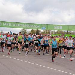 SEB 32. Tartu Jooksumaraton - Ivar Ivanov (4), Andrus Lein (6), Tõnu Lillelaid (9), Urmas Peiker (15), Bert Tippi (28), Rauno Laumets (79), Karel Viigipuu (88), Indrek Tobreluts (93)