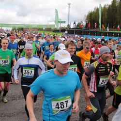 SEB 32. Tartu Jooksumaraton - Mihkel Keemu (308), Peep Nurm (357), Aare Piire (487)