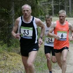 SEB 32. Tartu Jooksumaraton - Andrus Lein (6), Ago Veilberg (33)