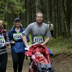 SEB 32. Tartu Jooksumaraton - Marko Madisson (8279), Anneliis Raie (9330)