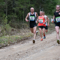 SEB 32. Tartu Jooksumaraton - Andrus Lein (6), Olari Orm (21), Ago Veilberg (33)