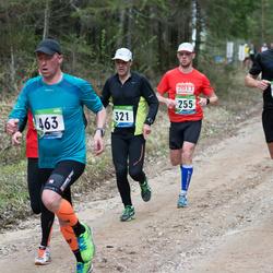 SEB 32. Tartu Jooksumaraton - Oliver Hannus (255), Aare Viitkin (262), Henri Kaasik-Aaslav (321), Ingmar Vutt (463)