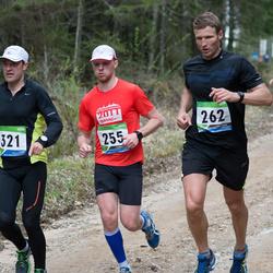 SEB 32. Tartu Jooksumaraton - Oliver Hannus (255), Aare Viitkin (262), Henri Kaasik-Aaslav (321)