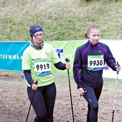 SEB 32. Tartu Jooksumaraton - Grete Vares (9919), Ariane Vomm (9930)