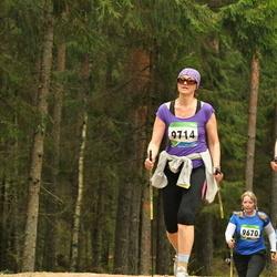 SEB 32. Tartu Jooksumaraton - Annika Albert-Aksjonov (9412), Margarita Palk (9714)
