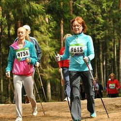 SEB 32. Tartu Jooksumaraton - Anni Lillepea (9615), Iris Elisabeth Pihelgas (9736)