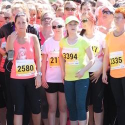 SEB 27. Maijooks - Anneli Võigas (2335), Liisi-Daisy Koplimaa (2580), Linda Tälli (3394)