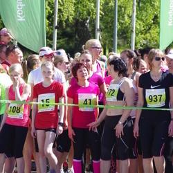 SEB 27. Maijooks - Merilin Jürisaar (15), Annika Talvar (41), Christelle Vall (108), Kalli Sirk (937)