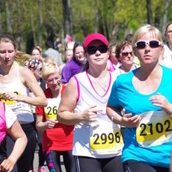 SEB 27. Maijooks - Annika Sorokin (2702), Janne Johkem (2996)