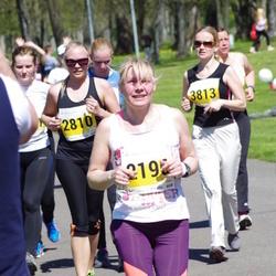 SEB 27. Maijooks - Riina Linaste (2196), Liis Havi (2810), Annika Vilippus-Kask (3813)