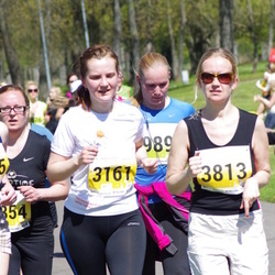 SEB 27. Maijooks - Ülle Kukk (3161), Annika Vilippus-Kask (3813)