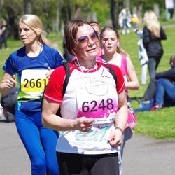SEB 27. Maijooks - Annika Virolainen (2661), Katrin Orav (6248)
