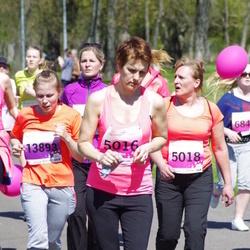 SEB 27. Maijooks - Monika Piiroja (5016), Maie Vagur (5018), Agnes Männiste (13893)
