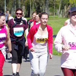 SEB 27. Maijooks - Annemari Aasoja (2682), Janne Lias (10825)